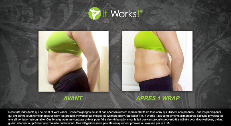 Wrap ItWorks corps